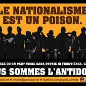 Critique des nationalismes - Socialisme libertaire