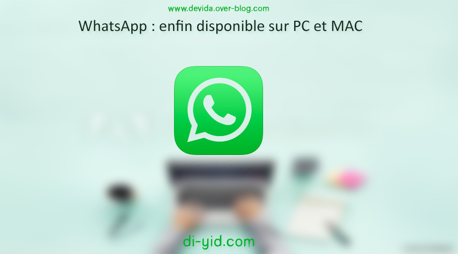whatsapp sur pc et Mac