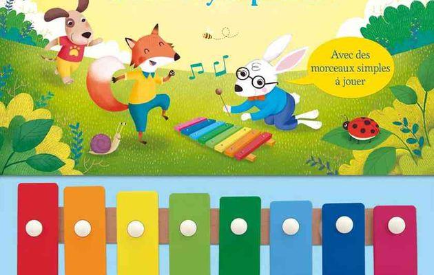 Mon livre - Xylophone - Editions Usborne