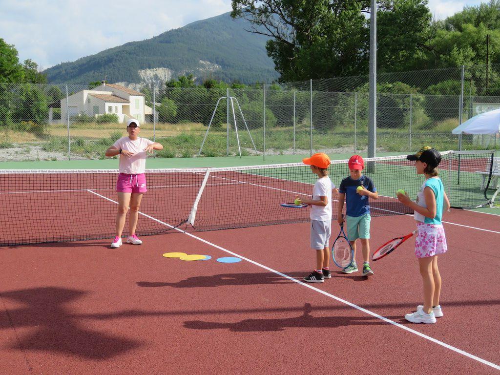 Saint André les Alpes: Les stages de tennis reviennent à La Toussaint