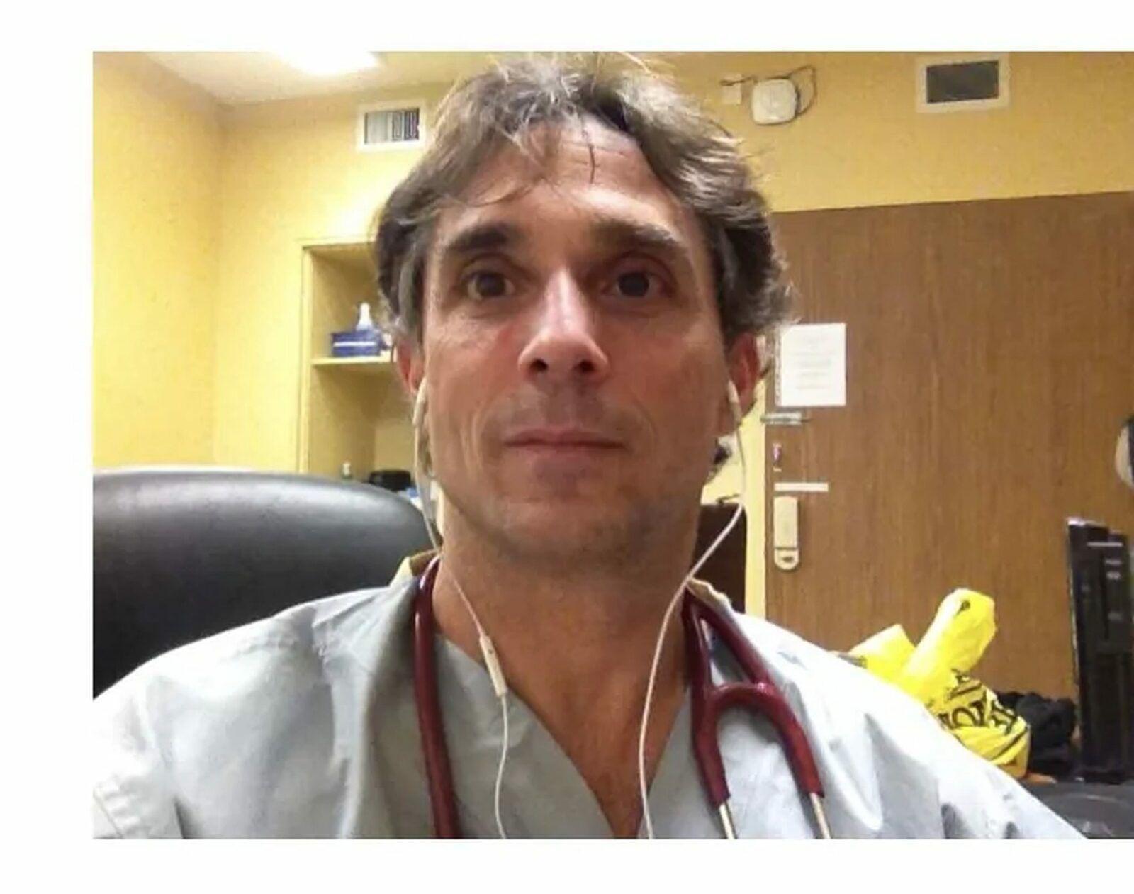 """Covid-19. Testimonio del Dr. Mark Trozi, médico de urgencias que respeta el juramento hipocrático:  """"Nos están engañando y manipulando"""""""