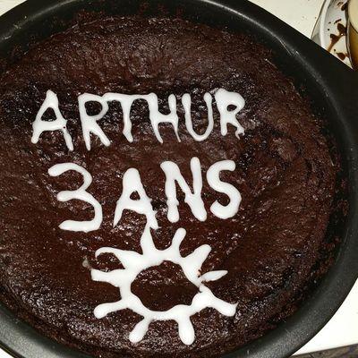 Zoom sur : le gâteau au chocolat #vegan