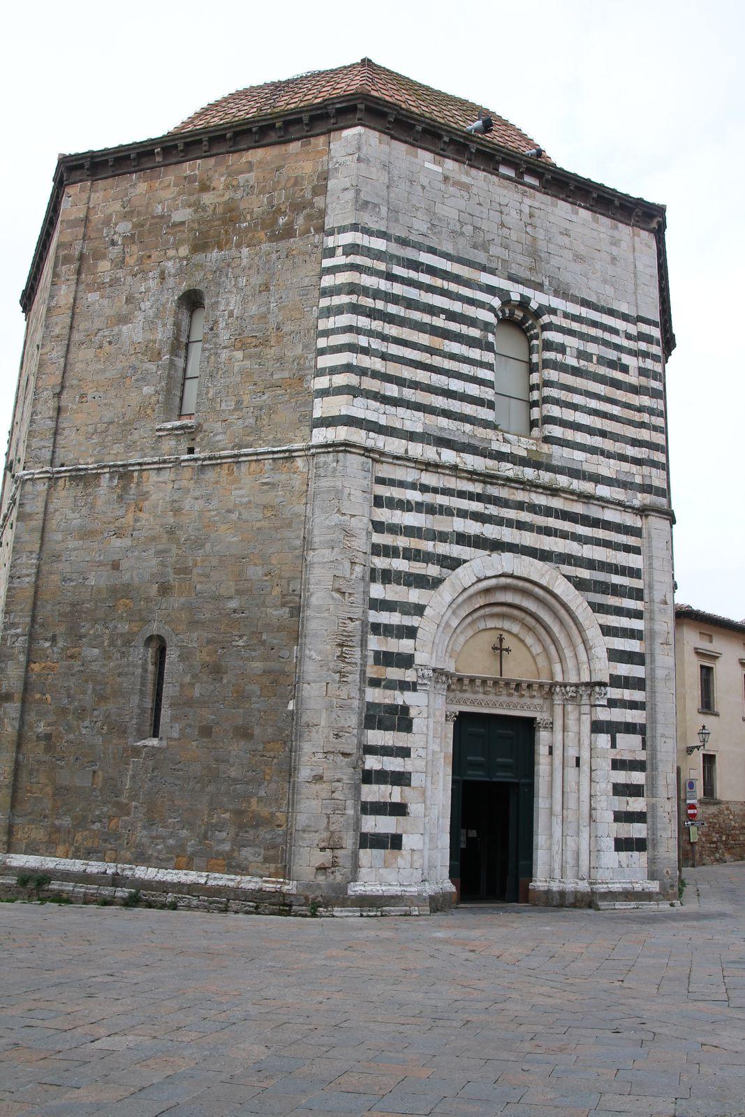 Gnudi - balade italienne en Toscane