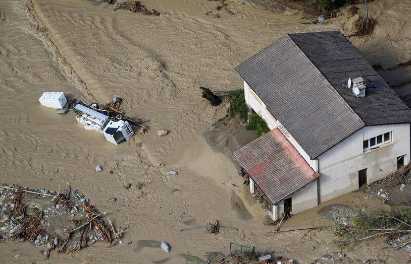 Terribles intempéries dans les Alpes-Maritimes, la Fédération FO-SPS apporte son soutien plein et entier