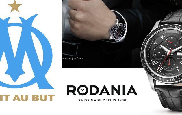 Sponsoring : RODANIA, un nouveau sponsor de l'OM