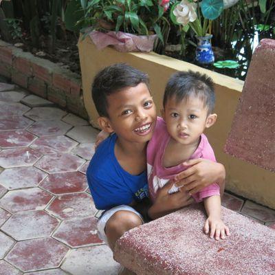 Continuation de notre partenariat avec la maison des enfants de PTEA CLARA