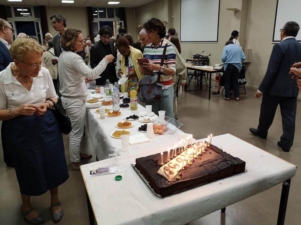 Le 25 juin 2018, le GAIC a fêté ses 25 ans