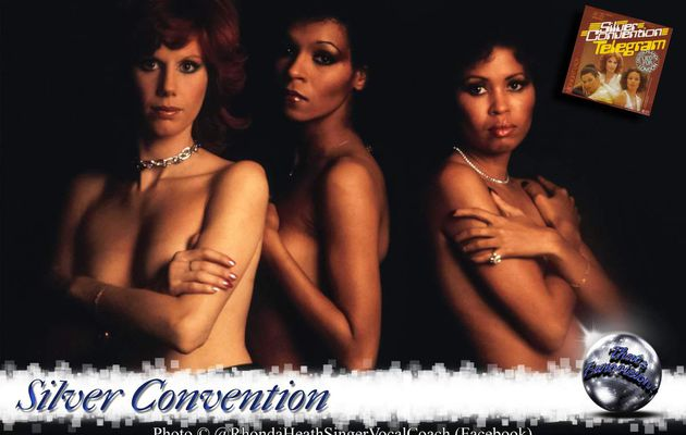 Silver Convention - Telegram (Germany 1977)