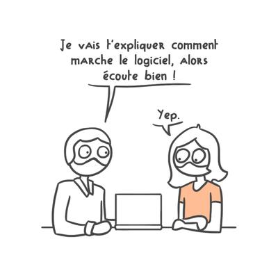 Le logiciel