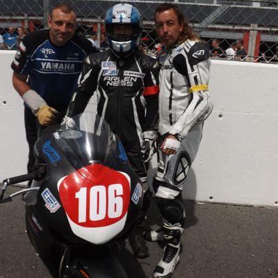 Course d'endurance de 4H Le Vigeant 2014