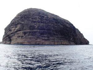 Coin de Mire, plage de l'îlot Gabriel, l'île Plate et son phare au loin... découverte des magnifiques plages hors de l'île Maurice!!!