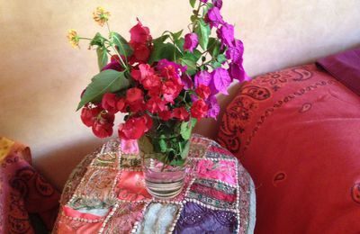 R&R Art & Retreat Residency at home with Salima