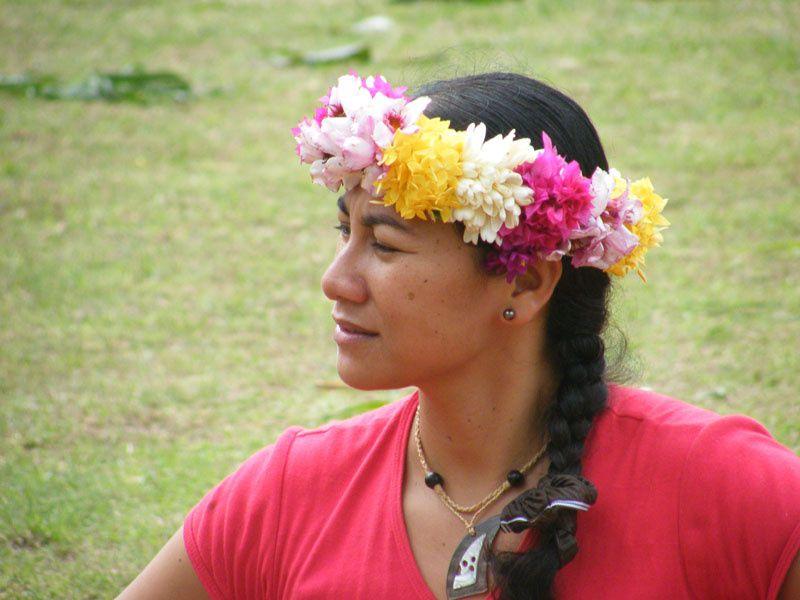 Photos et souvenirs de notre mois d'escale aux îles Marquises.