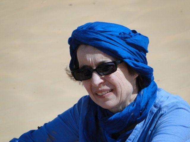 Qi Gong dans le désert tunisien... 2013 part 1