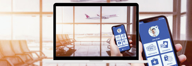 Qatar Airways veut tester la nouvelle application mobile Digital Passport de IATA