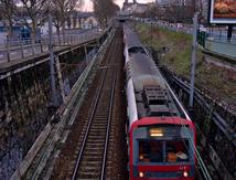 Le train (pas que) de banlieue