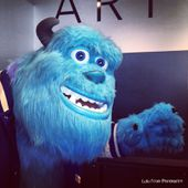 Pixar, 25 ans d'animation - Lulu from Montmartre