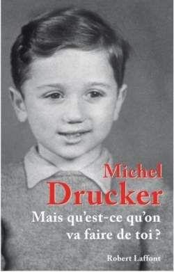 Joëlle Goron a adapté l'essai de Michel Drucker pour un téléfilm.