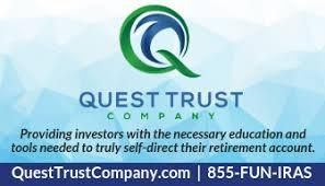 Raise your wealth, invest with Quest Trust Company