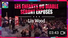 #USA : Les #enfants du diable seront exposés ! Lin #Wood à la Conférence de la #Liberté qui s'est tenue à Tulsa, #Oklahoma le 16 avril 2021.. VF
