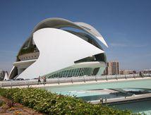 Santiago Calatrava - Valencia
