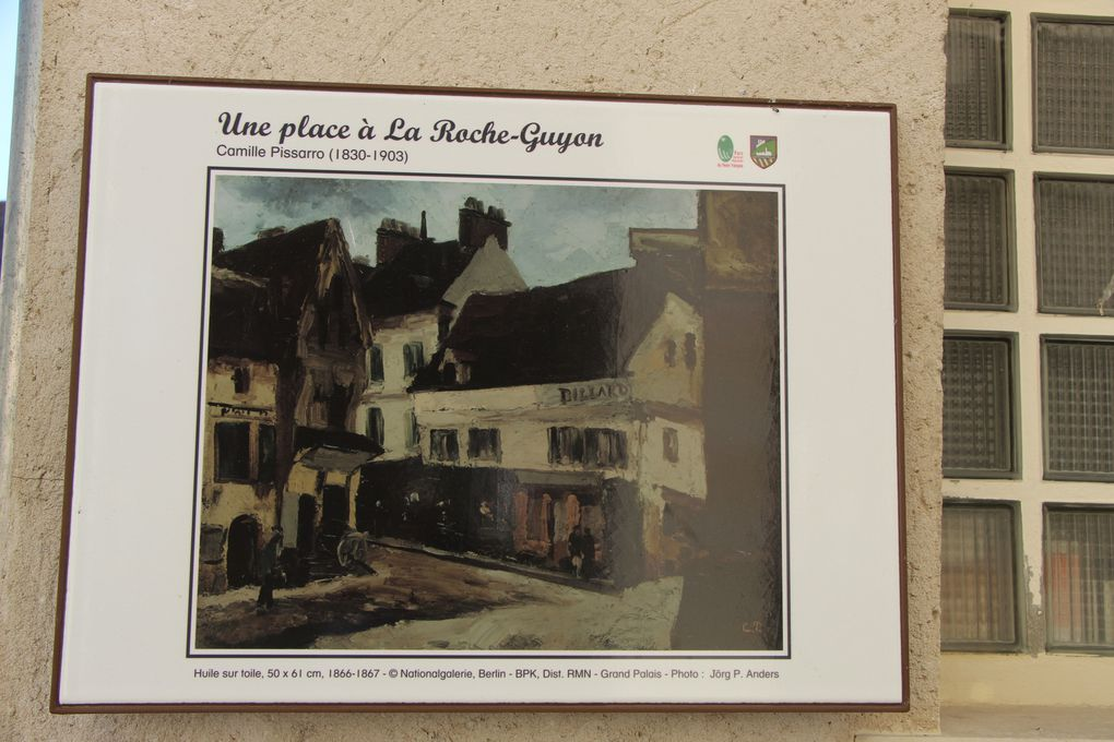 La Roche-Guyon, plus beau village de France