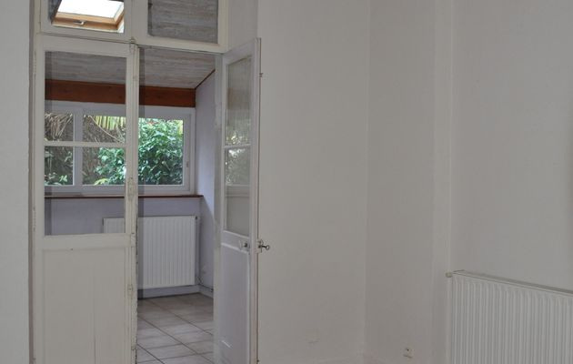 CHANTIER EN COURS: RENOVATION D'UN APPARTEMENT ANCIEN CENTRE VILLE DE PAU
