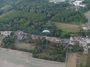 Soirée depuis Chemilly (2 septembre 2012)