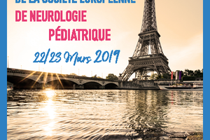 47ème Réunion de la Société Européenne de Neurologie Pédiatrique - 22-23 mars 2019