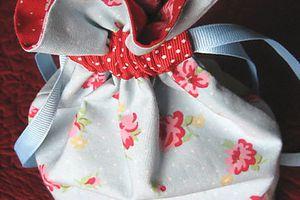 Couture : Tuto Pochons & bourses