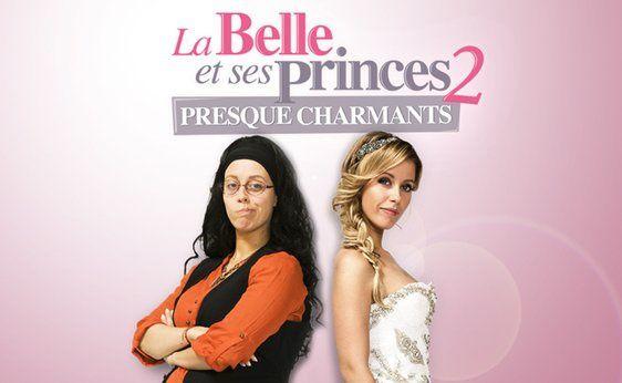 Episode 3 de La belle et ses princes presque charmants : pool party, resto et parc d'attractions.