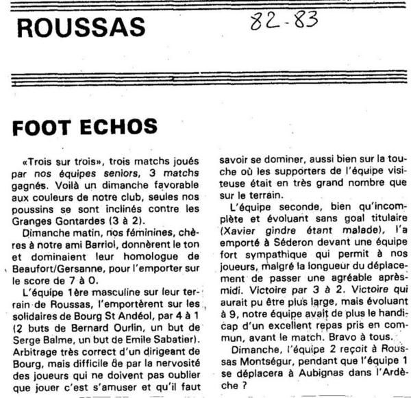 Album - saison-3-1982-1983