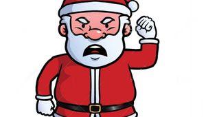 Mais qui donc gâche les fêtes de Noël ?