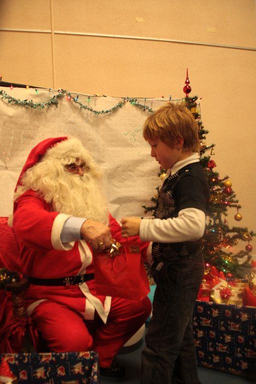 Photos avec le Père Noël pour petits et Grands!