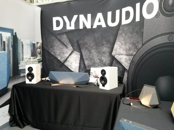 Dynaudio @ Sound Days 2018 - Photos: Tests et Bons Plans