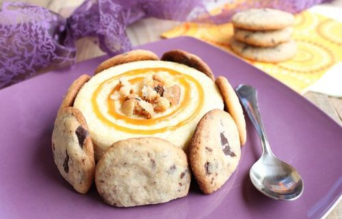 Cheesecake aux Cookies