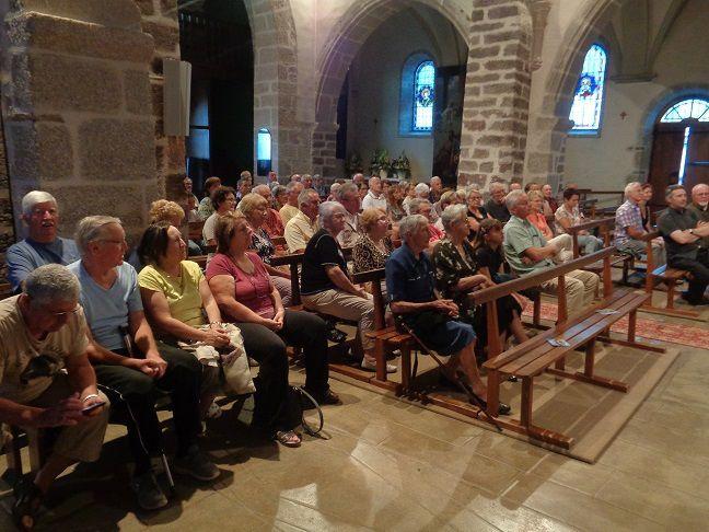 Millénaire des églises de Saint-Mamet et de La Salvetat