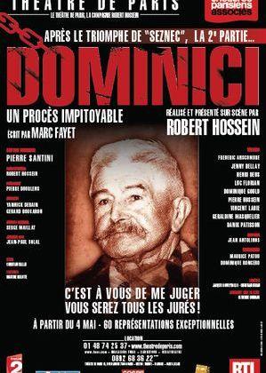 C'est à vous de juger l'affaire Dominici en direct sur France 2...