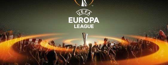 Everton / Olympique Lyonnais en match d'EUROPA LEAGUE sur W9
