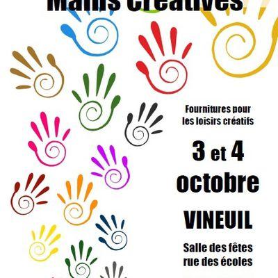 4 ème salon des mains créatives