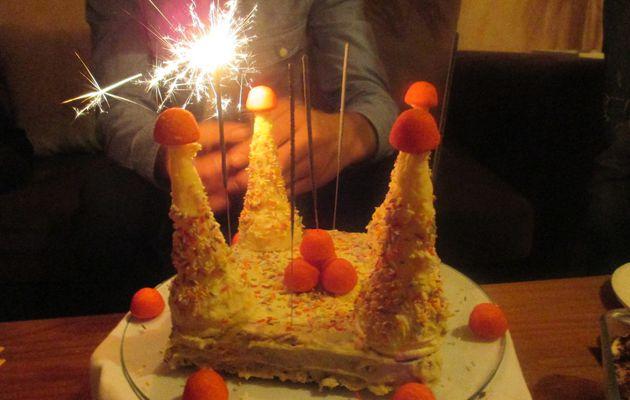 Gâteaux d'anniversaire pour les petites filles