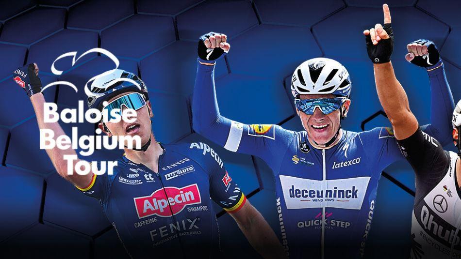 Tour de Belgique 2021 : Comment suivre la 5ème Etape dimanche ?
