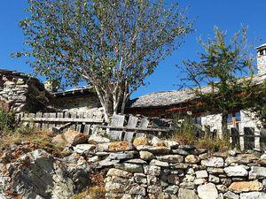 Randonnée du lac du Chevril en partant de la Reculaz jusqu'au lac de la Sassière avec l'ADAPAR