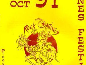 1990 ROCK O ARÈNES POITIERS