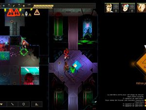 Dungeon of the Endless est disponible sur iPad