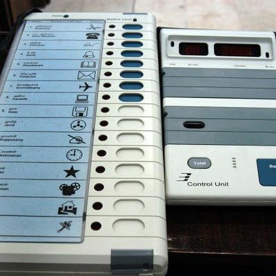 Electronic Voting Machines (EVM) To Be Procured From Other States For Punjab Elections 2017