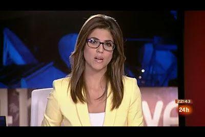 [2012 09 27] ANA GAMAR - CANAL 24H - LA NOCHE EN 24H @22H45