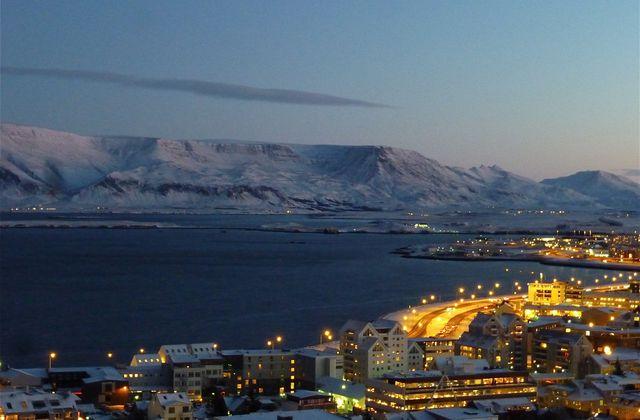Islande et thym arctique