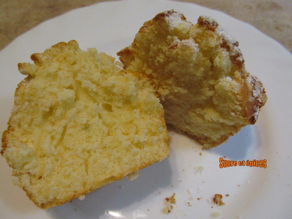 Gâteaux portugais à la farine de riz - Bolos de Arroz