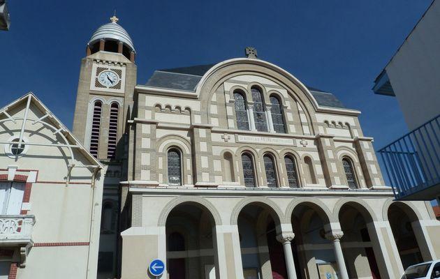 L'église Saint Pierre des Sables d'Olonne